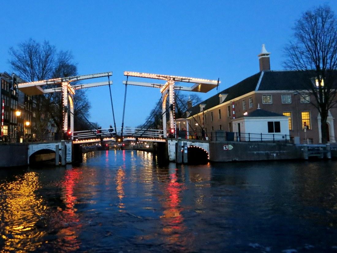 Sleep In An Amsterdam Bridge Watch House