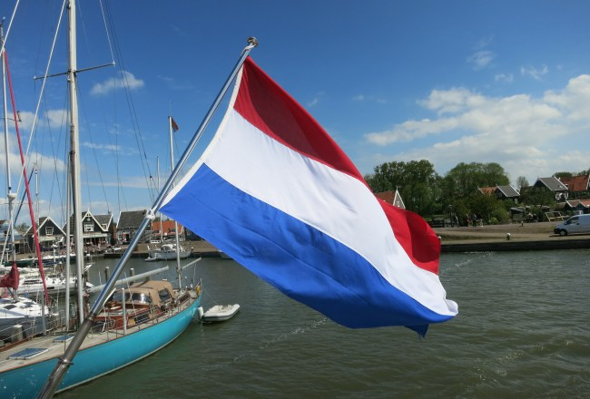 dutch flag marken