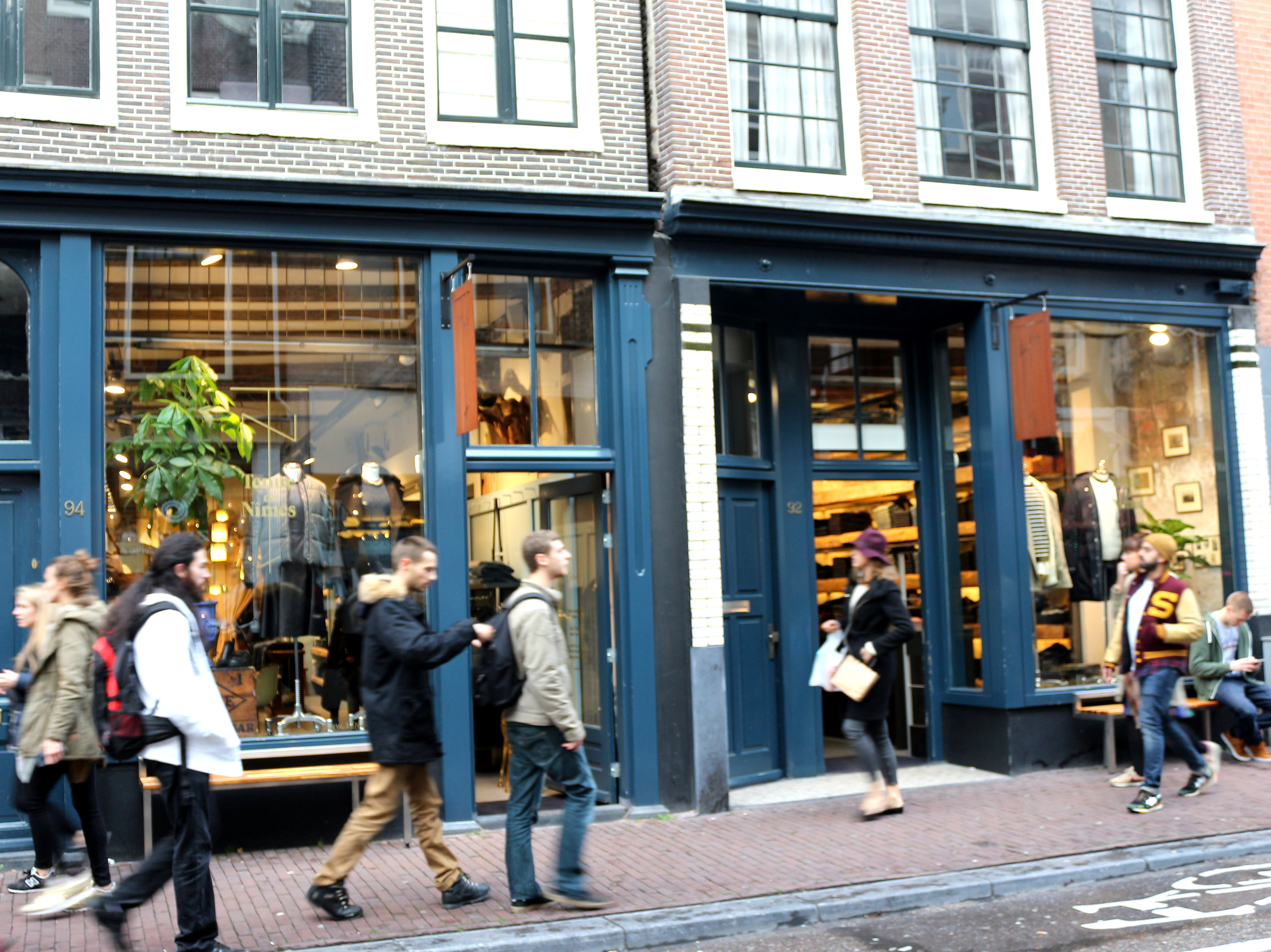Store Amsterdam Shopping For Clothing In Amsterdam • Awesome Amsterdam