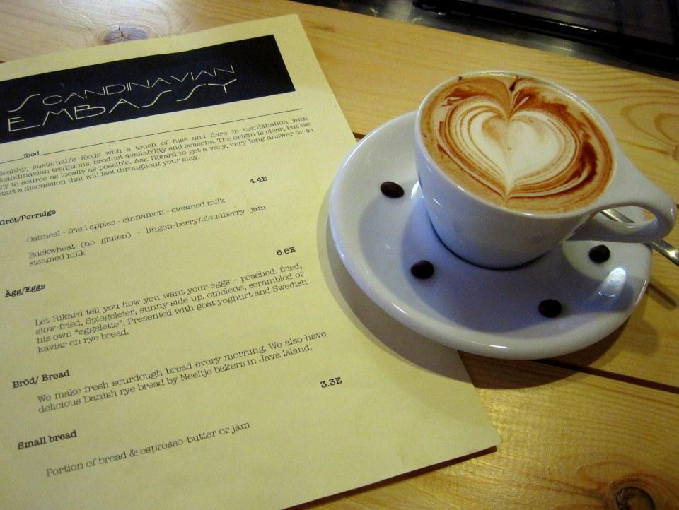 scandinavian embassy amsterdam hot chocolate