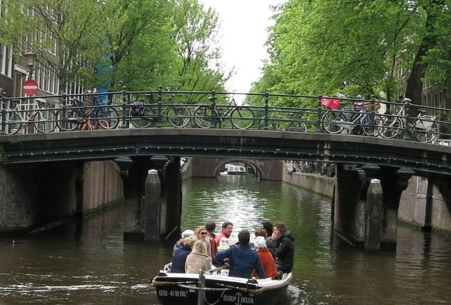 sloep delen rent boat amsterdam