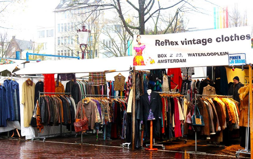 Ij Hallen Amsterdam Best Vintage Clothing Shopping In Amsterdam - Cute Shops