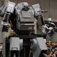 KURATAS Warrior Robot
