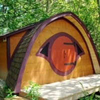Hobbit Hole Sauna