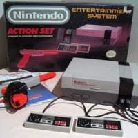 NES Video Game Console