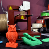 At Home 3D Printing Machine