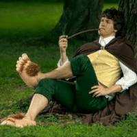 Hobbit Slippers