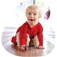 Amazing Baby Mop!