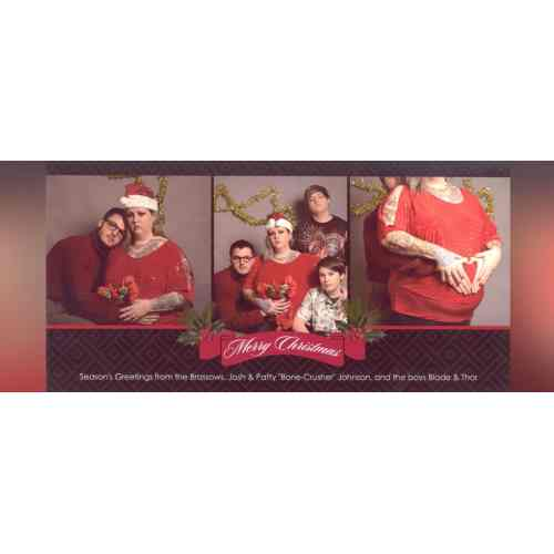 Medium Crop Of Christmas Family Pictures