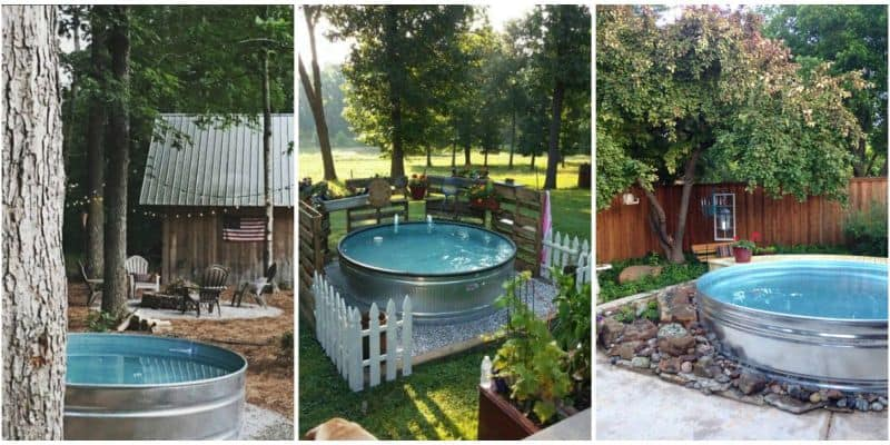 Stock Tank Pools Or 39hillbilly Hot Tubs39 Are Becoming The