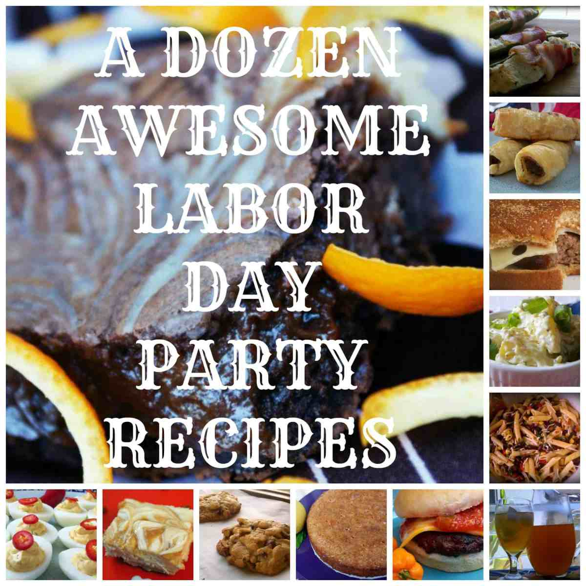 A Dozen Awesome Labor Day Recipes