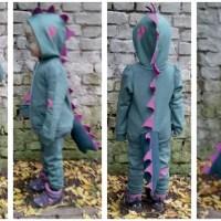 The Delightful DIY Dinosaur Costume