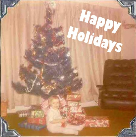 Happy Holidays from 1974