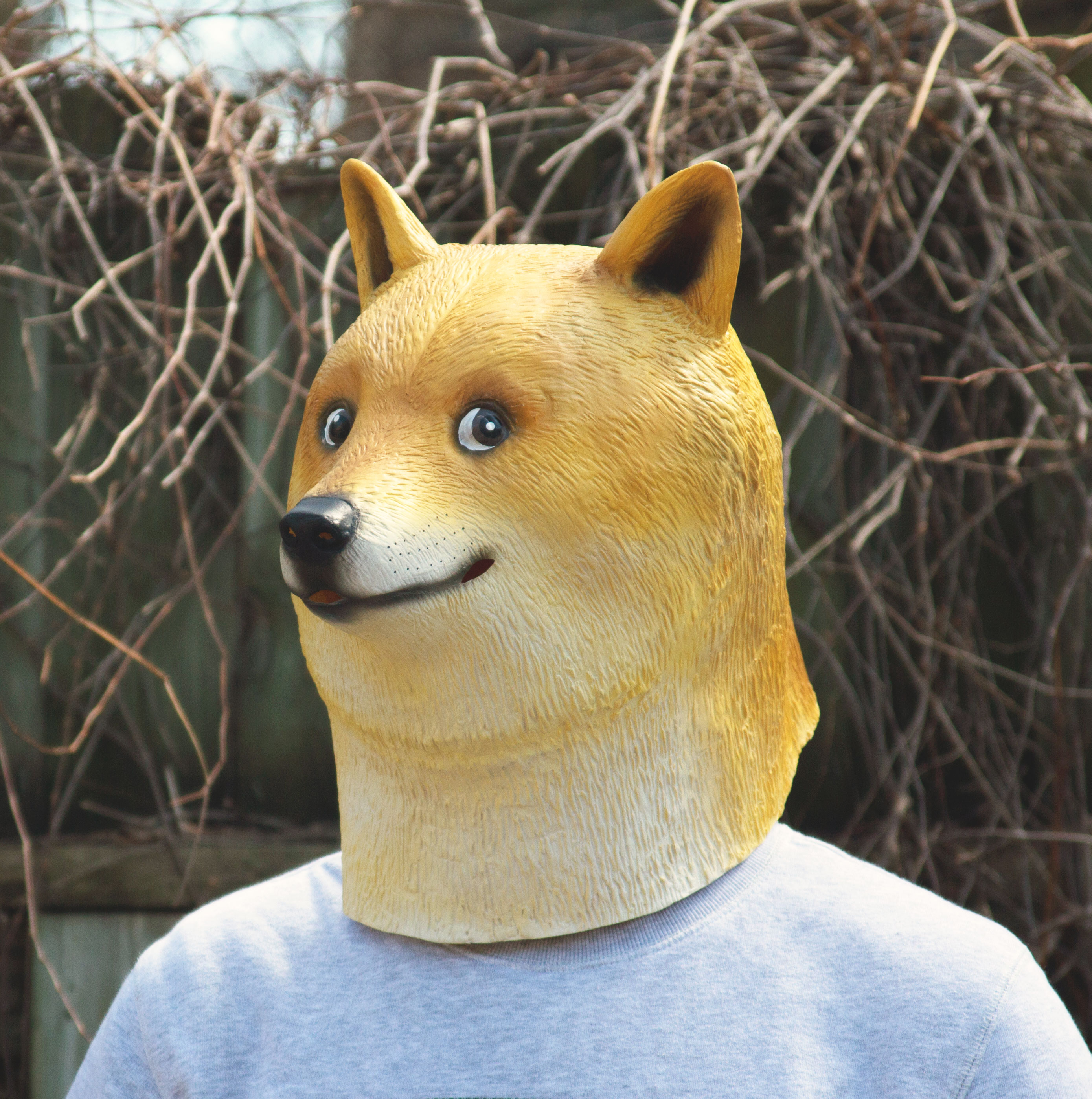 Gun Wallpaper 3d Doge Mask Awesome Stuff To Buy