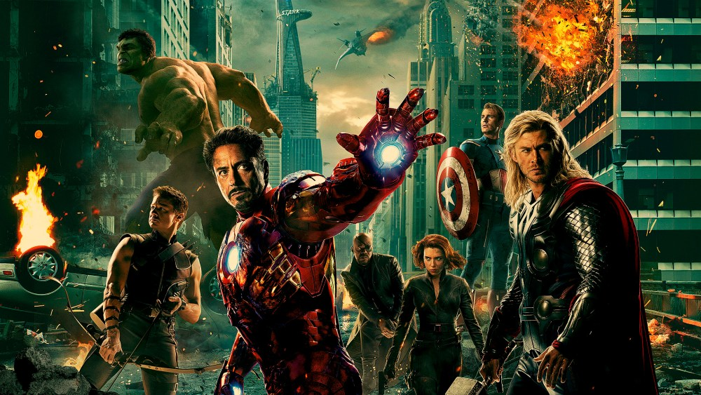 The Avengers Movie Wallpapers (3/6)