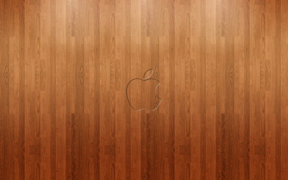 Mac Wallpapers Set 2 (Mac Wood Mega Pack 1) (3/6)