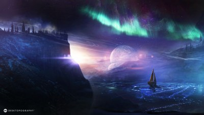 Space/Fantasy Wallpaper Set 74 « Awesome Wallpapers