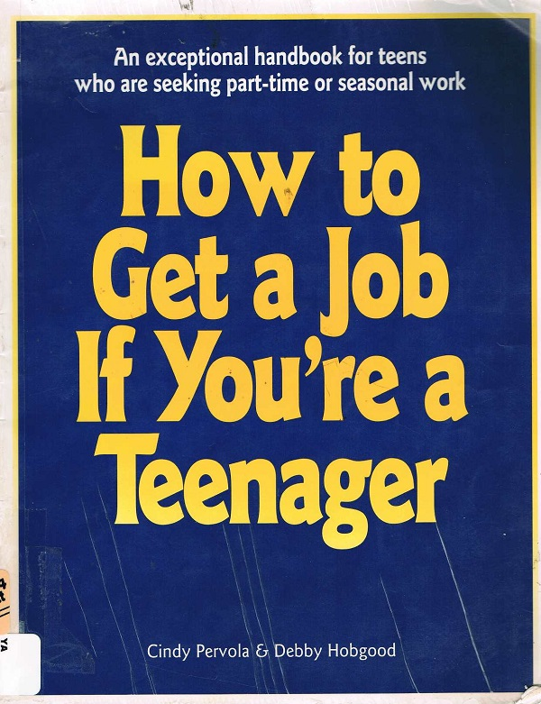 Get a Job! - Awful Library Books