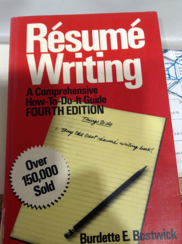 Resumes Gone Wrong - Awful Library Books