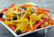 Bright & Beautiful Golden Beet Salad