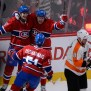 Flying High Montreal Canadiens Rout Philadelphia Flyers
