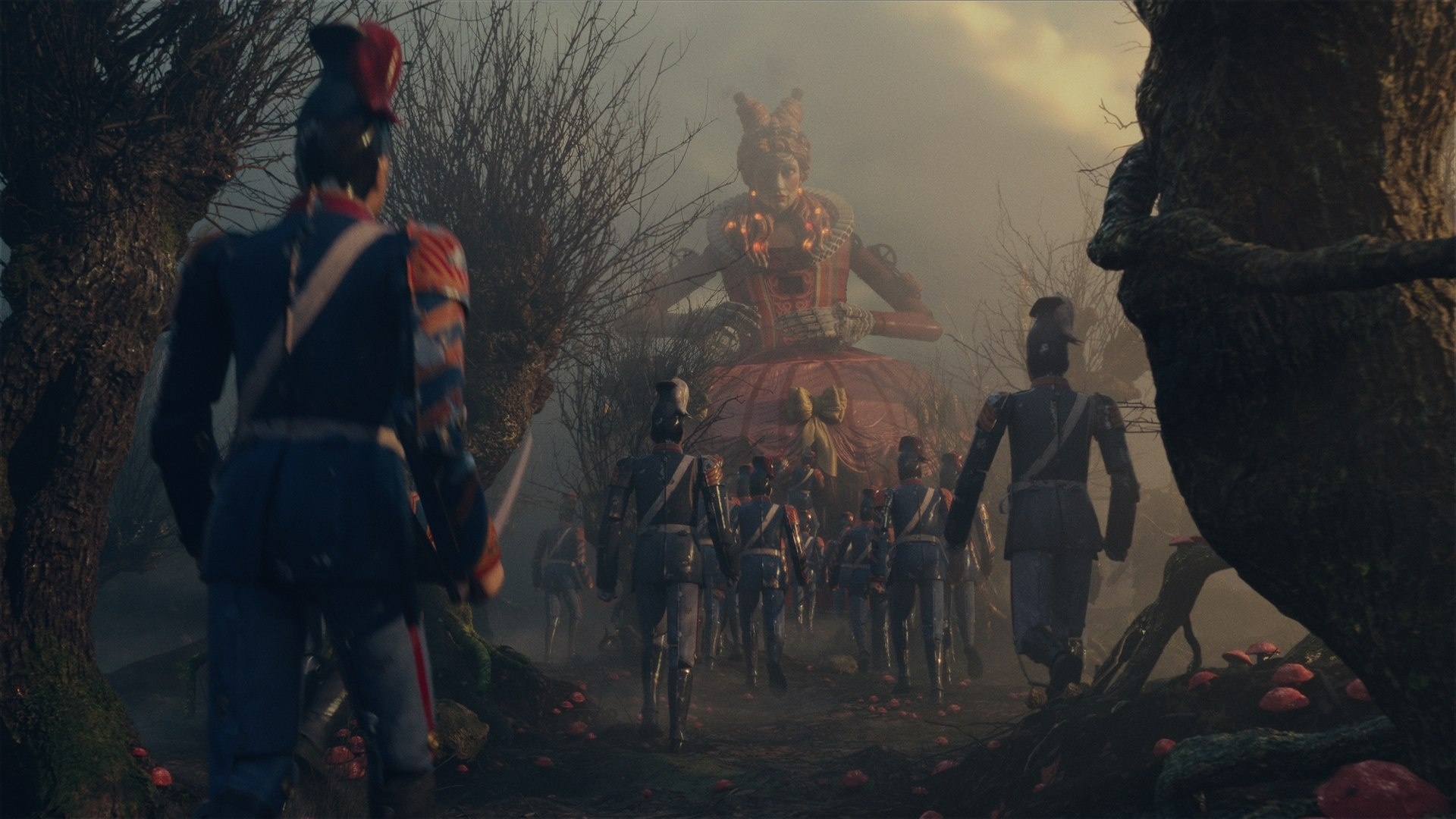 Mpc Creates An Enchanting World For Disney S Nutcracker And The Four Realms Animation World Network