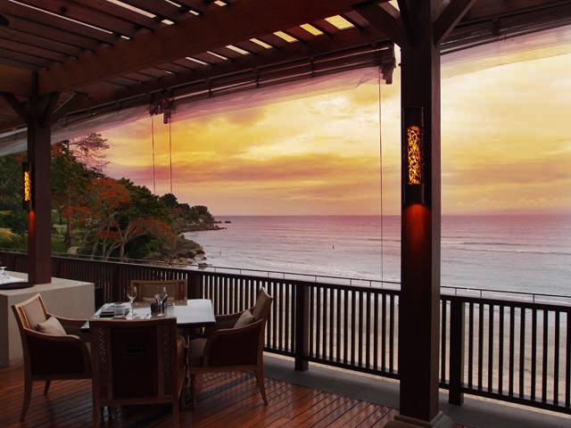 【 口腹之欲型 】美食 +  海景 + 夕陽 = 三個願望一次滿足