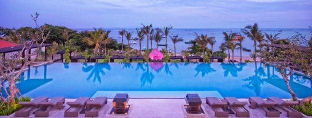 Fairmont Bali 主泳池