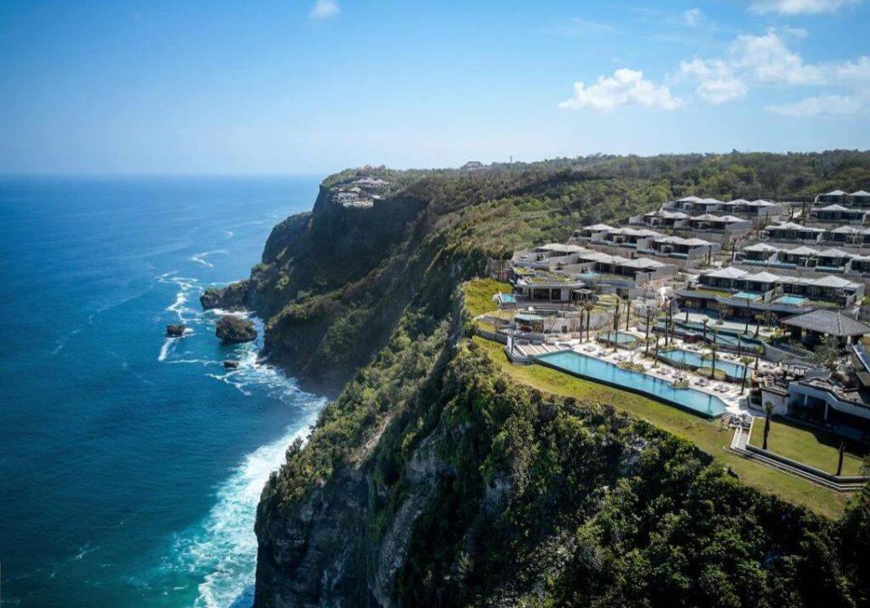 峇里島最新❤無敵海景VILLA - 六善Six Senses Uluwatu
