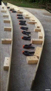 Jig Curved Railing System - Deck Railing | Mountain Laurel ...