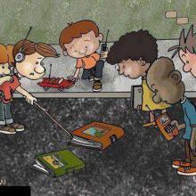 Kids dicvoer books