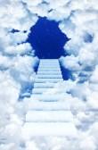 heaven opens up
