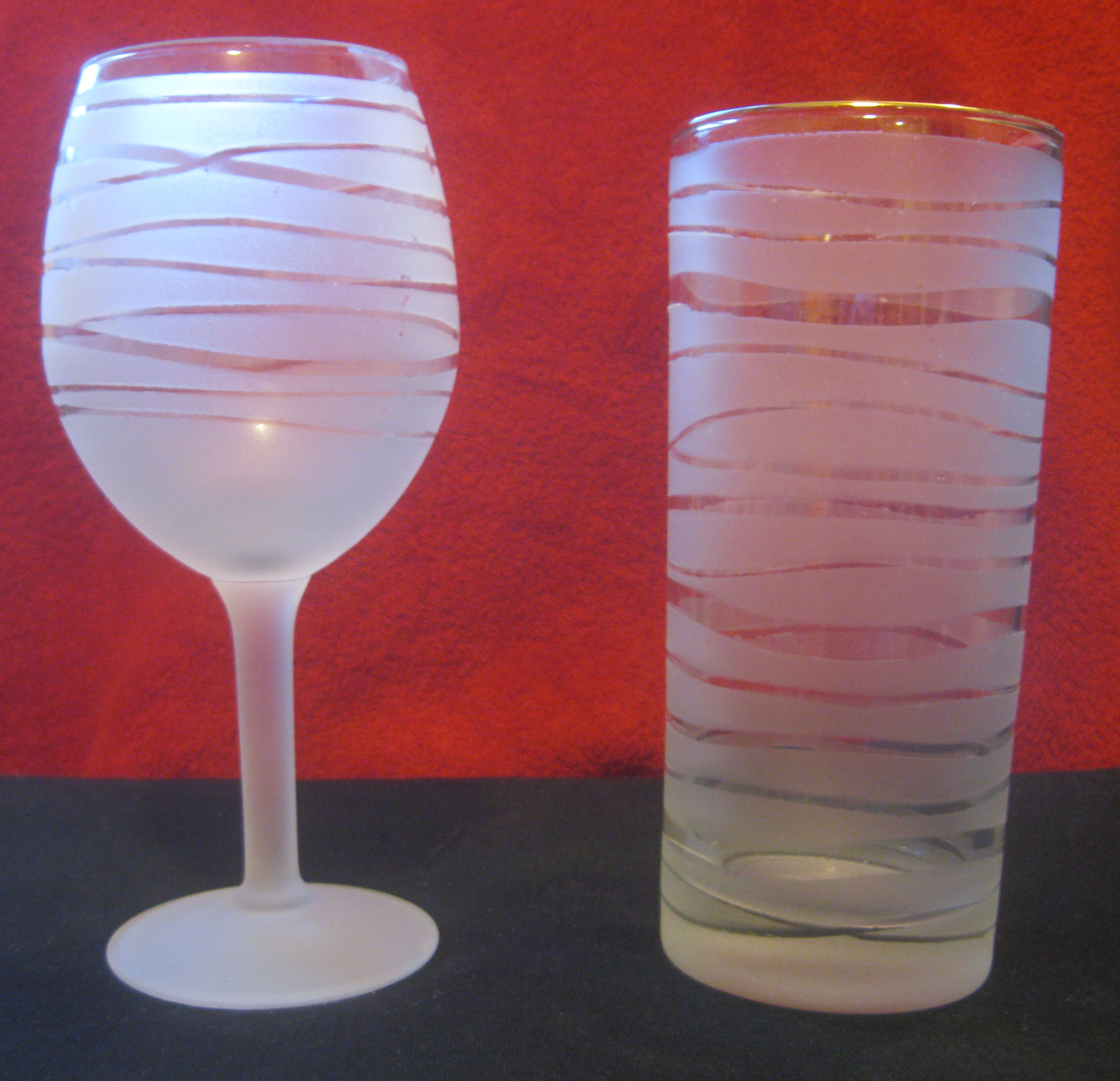 Glassware Drinking Frosted Glassware Pictures To Pin On Pinterest Pinsdaddy