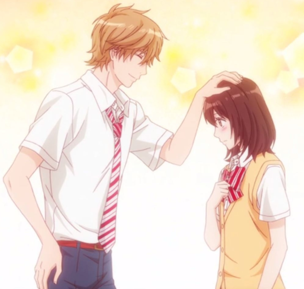 Wolf Girl And Black Prince Wallpaper Ookami Shoujo To Kuro Ouji Anime Review A Writing Vice