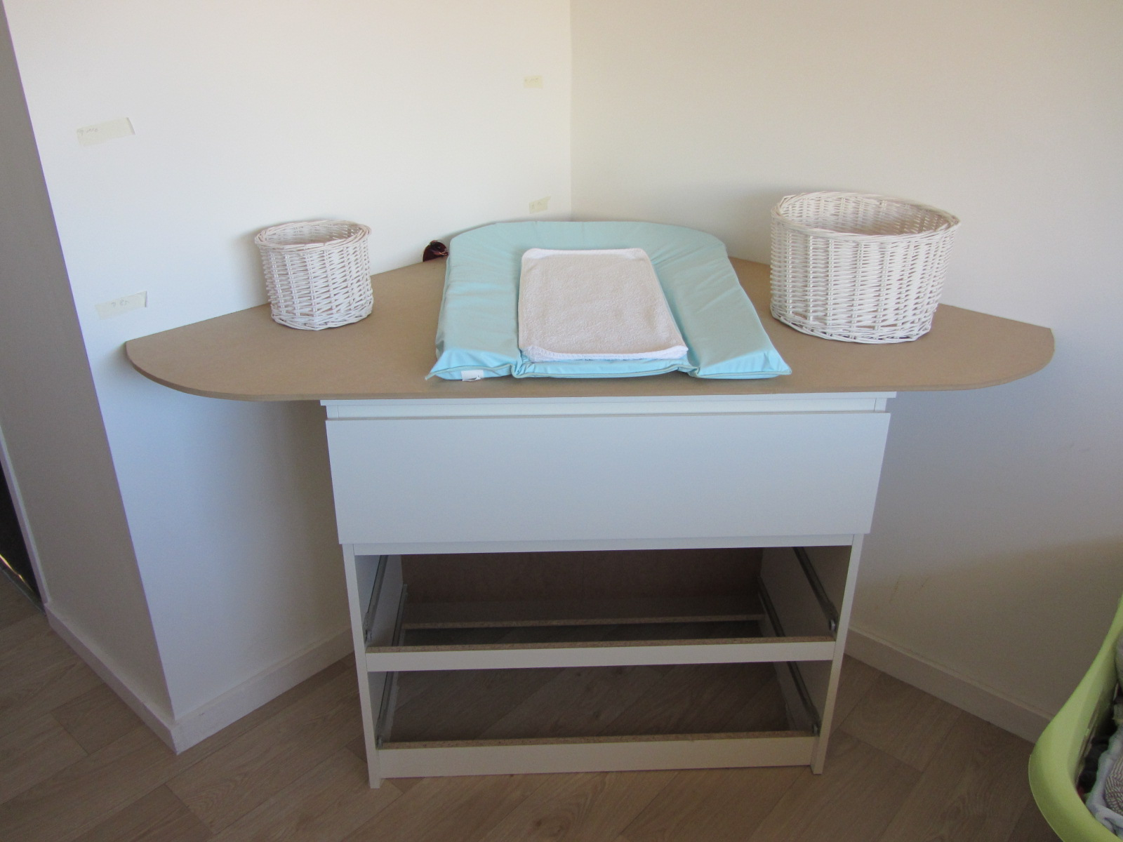 Customiser Commode Malm Emejing Table A Langer Commode Malm Photos Awesome