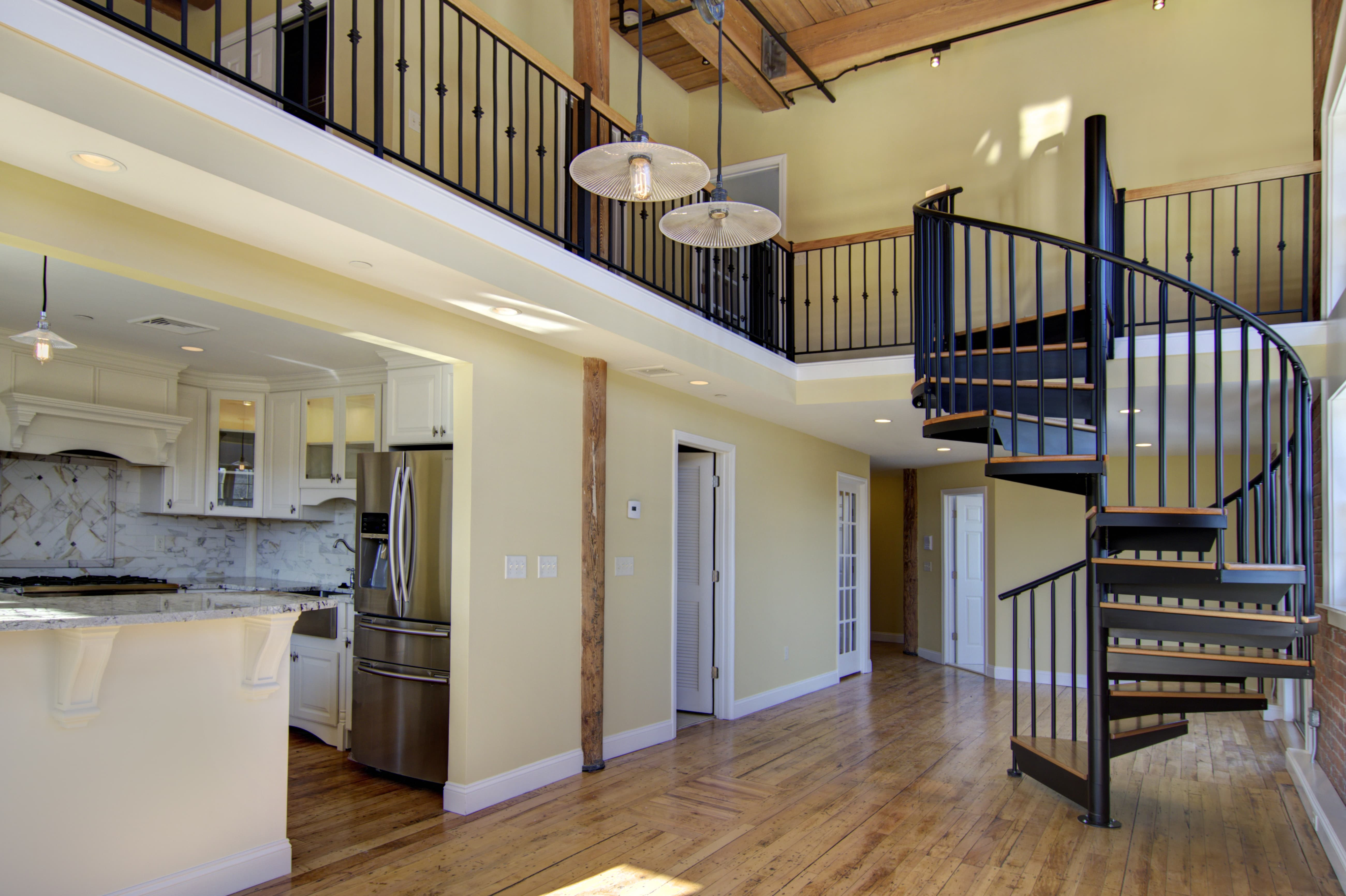 Staircases In Homes The Complete Loft Conversion Guide Salter Spiral Stair