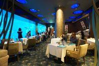 Romantis Bersantap Di Restoran 39bawah Laut39 Yang Cantik
