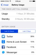 IOS Battery Saving Tips