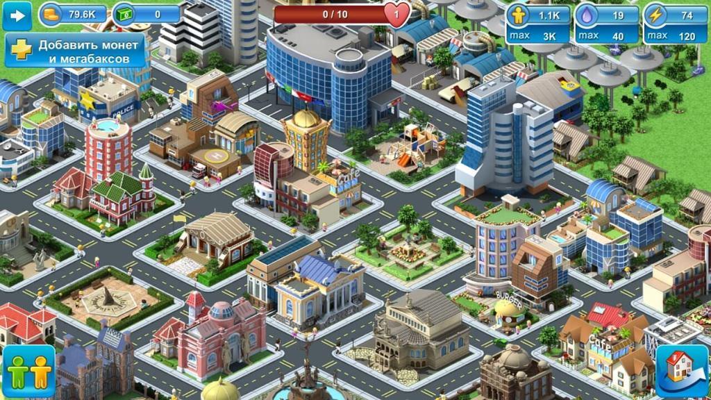 download game megapolis apk mod