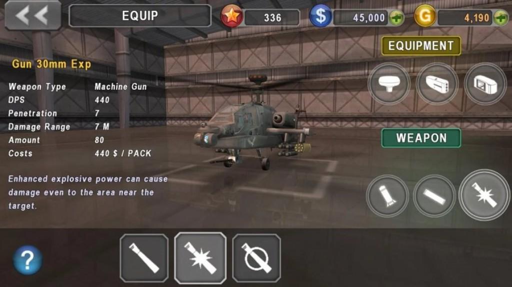 download game apk mod gunship battle