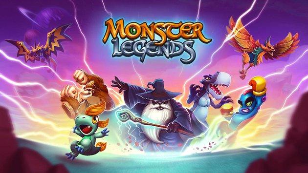 download game monster legends apk mod