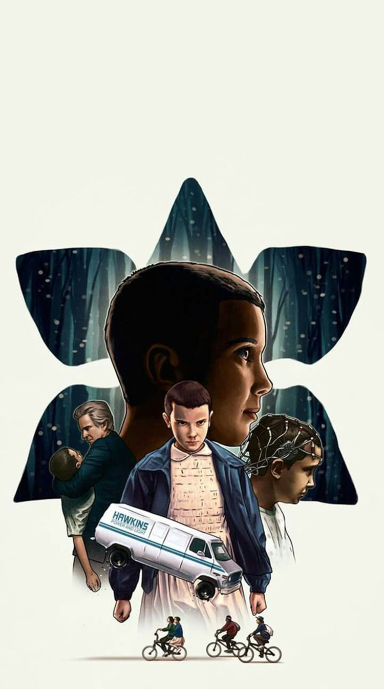 Galaxy S8 Wallpaper Hd Download Stranger Things Wallpapers And Lockscreens For