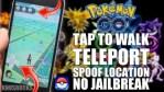 GO Hacked IPA IOS Devices No Jailbreak Download Pokemon GO