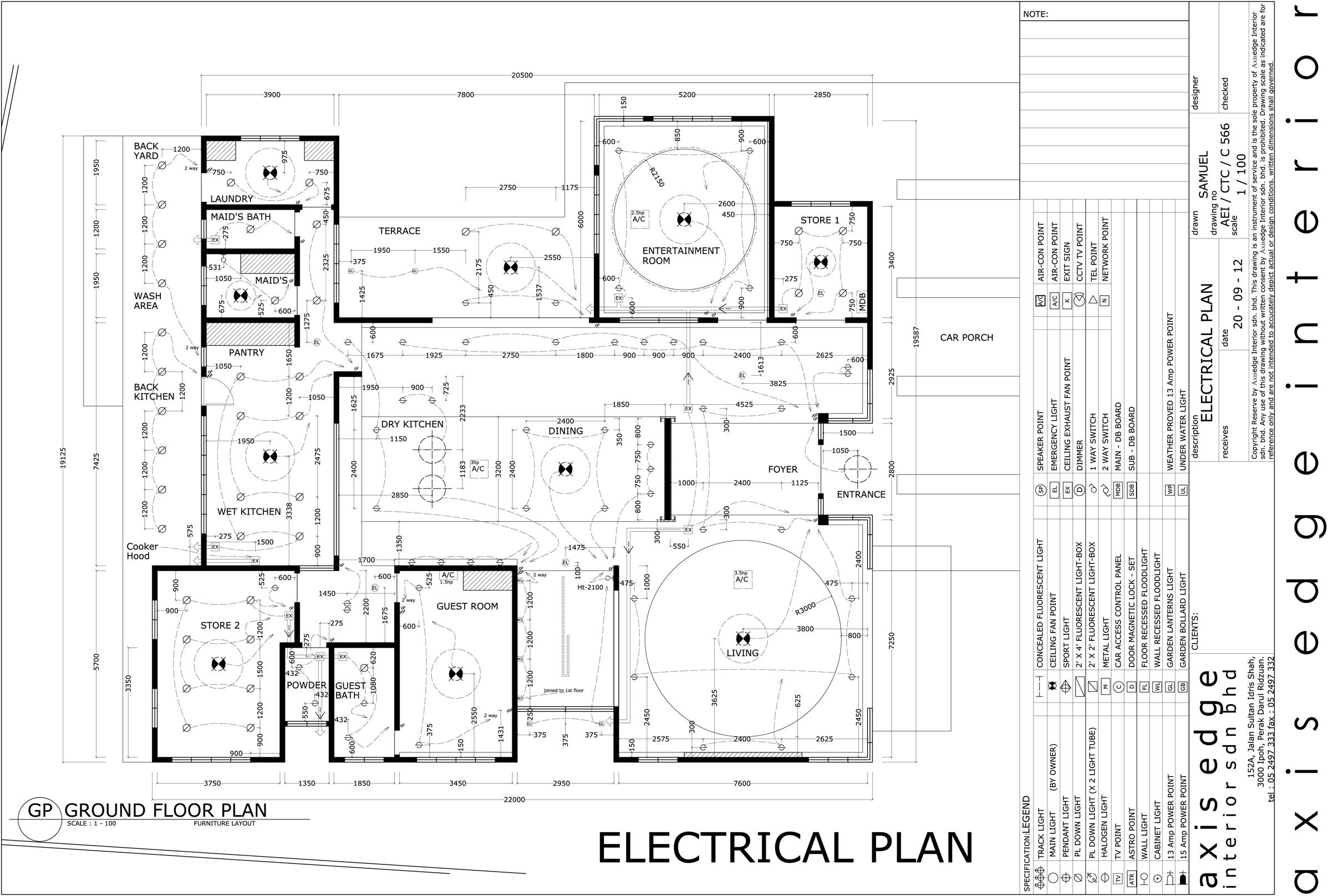 ladbs electrical plan checklist