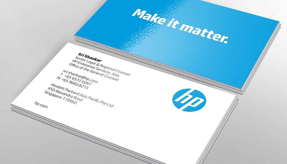 design and print \u2013 namecard
