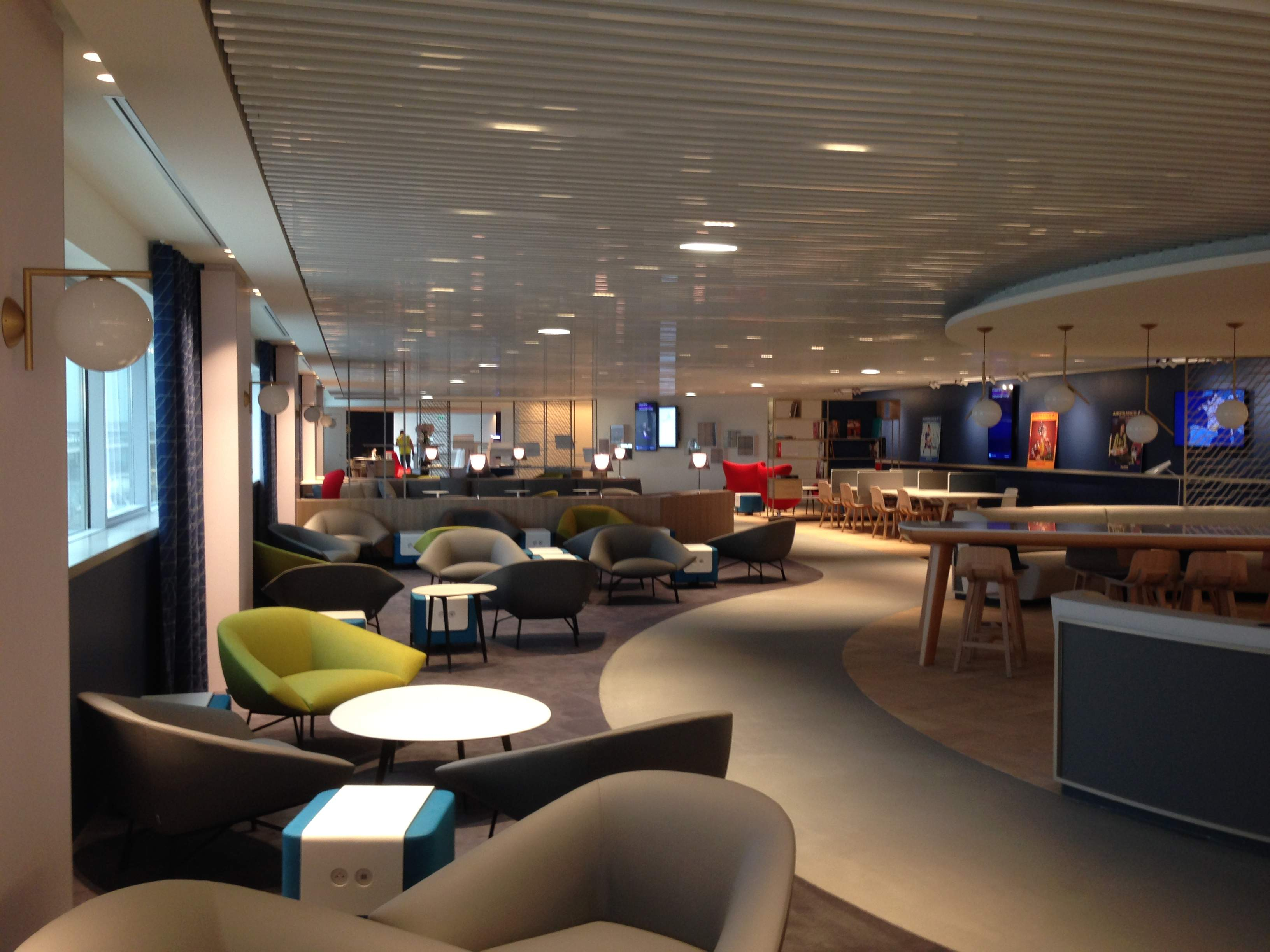 Salon Hotellerie Hotellerie Salon Air France Terminal 2g Axys