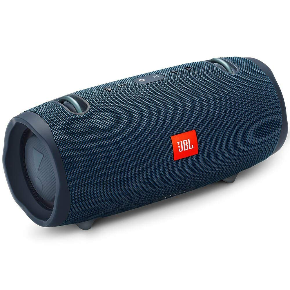 Jbl Bass Details About Jbl Xtreme 2 Ocean Blue Portable Bluetooth Speaker
