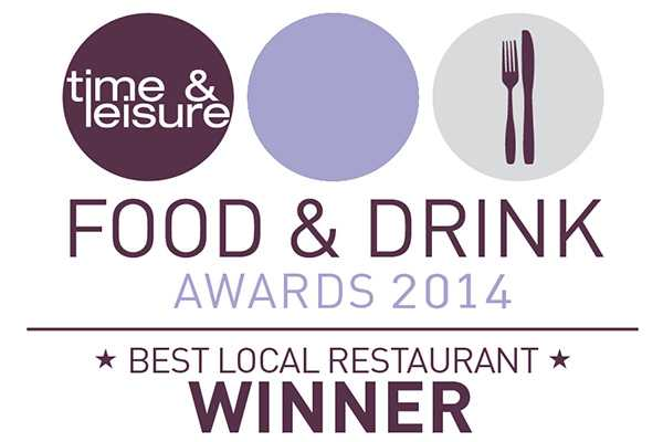 Aya Food Awards Winner Best Restaurant Service2014