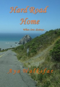 Hard Road Home Front Cover