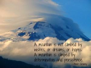 mountainsareclimbed
